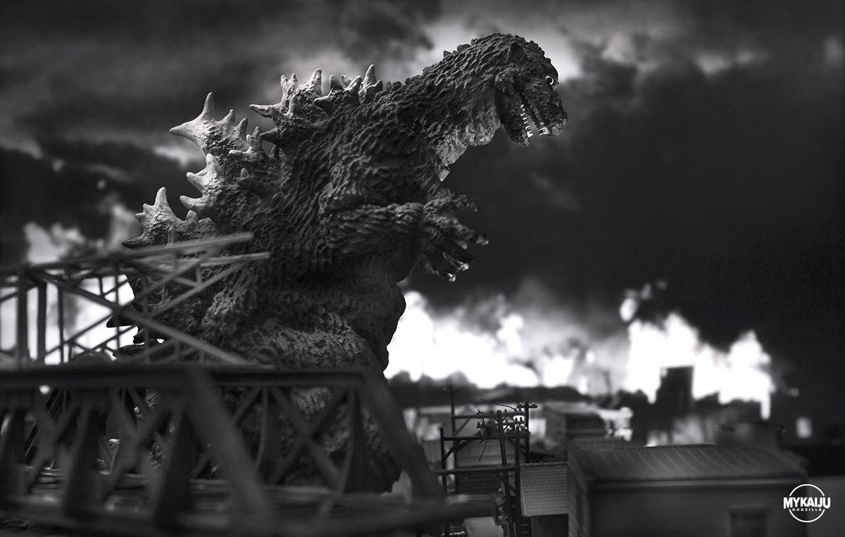 Godzilla 1954 (Bandai Millennium Godzilla 1954)