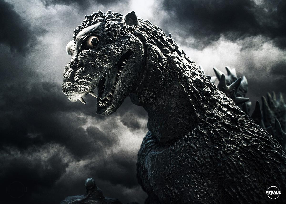 Godzilla 1954 (X-Plus Gigantic Godzilla 1954)