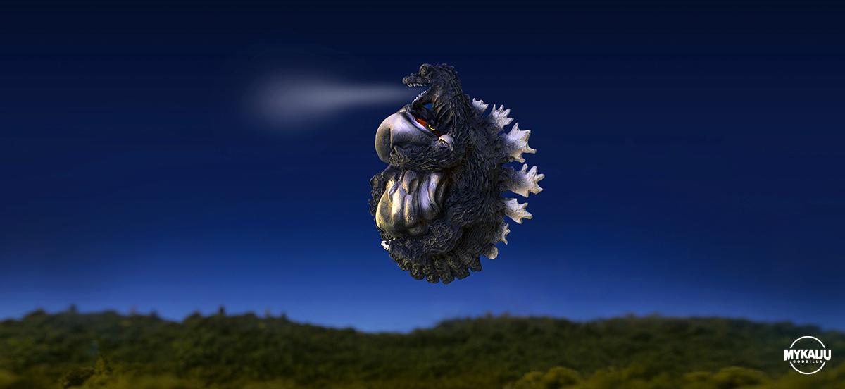 Godzilla vs Hedorah (Iwakura Cast)