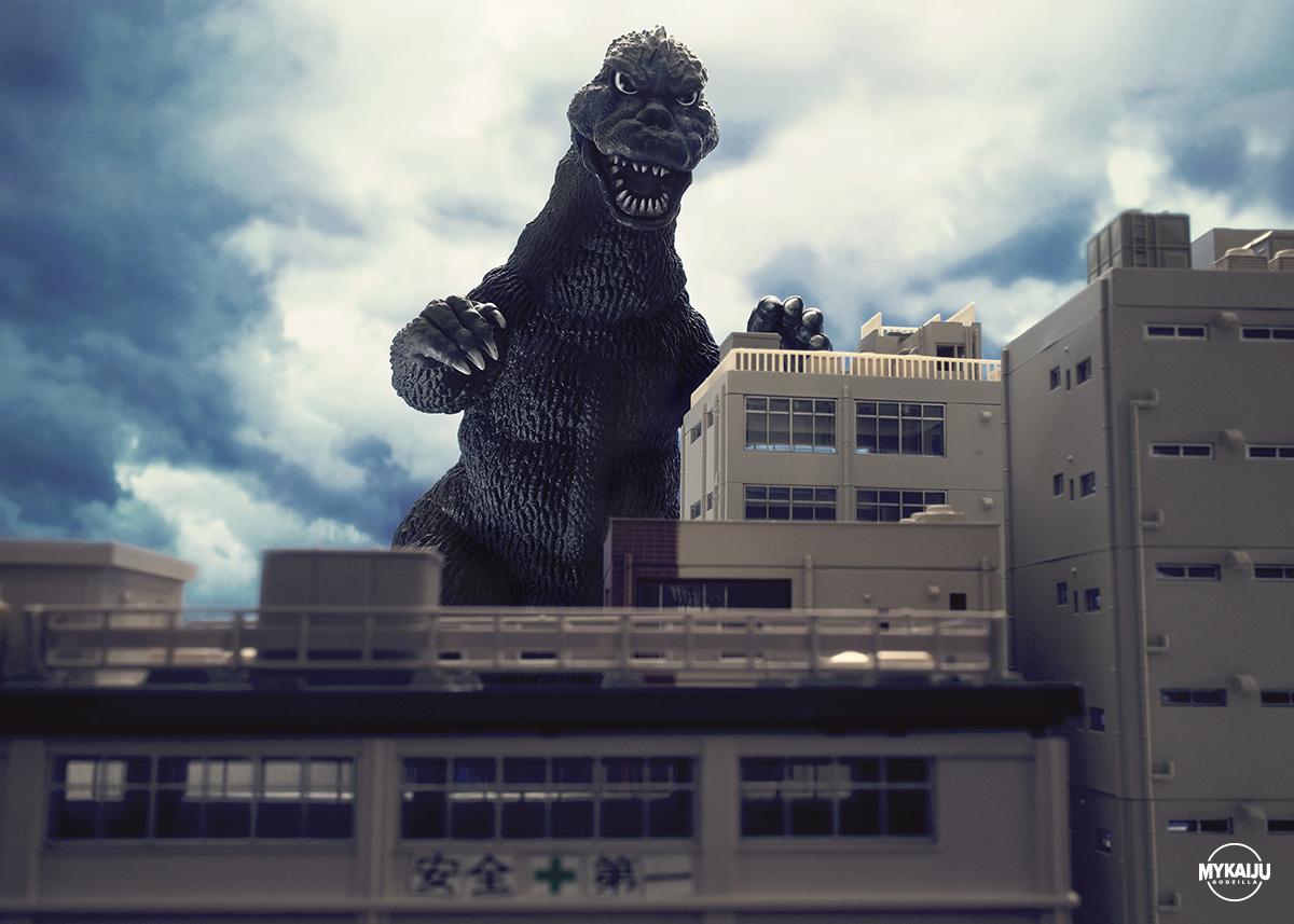 Godzilla 1975 (Billiken)