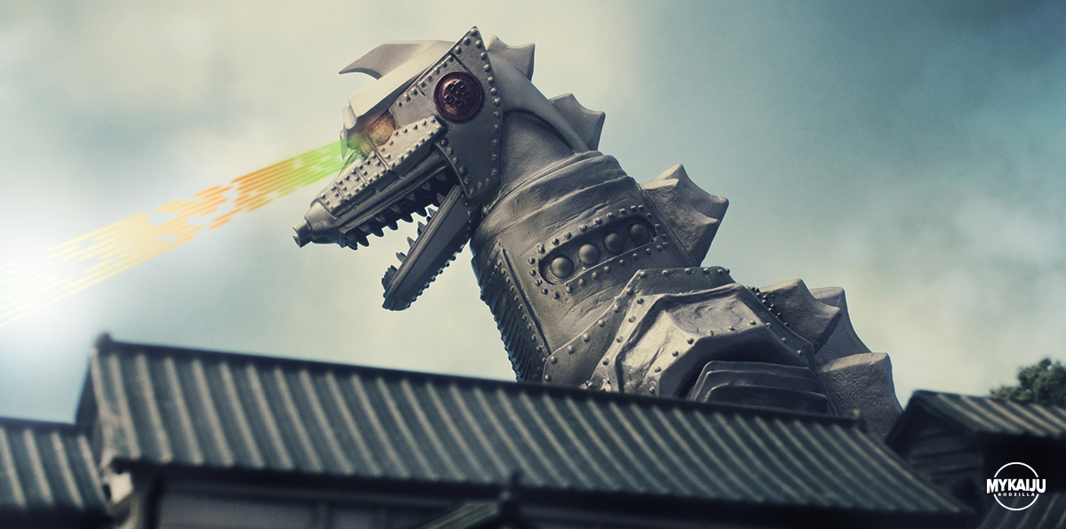 Terror of MechaGodzilla (X-Plus RMC 25cm)