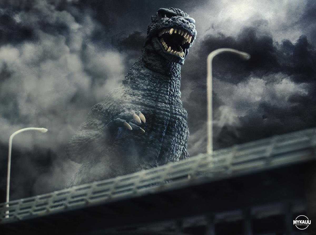 Godzilla 1984 (X-Plus 30cm 1984)