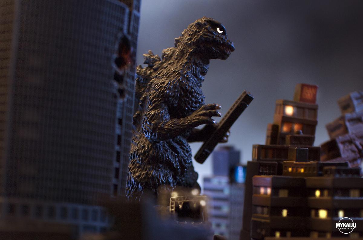 Godzilla 1984 (Bandai)