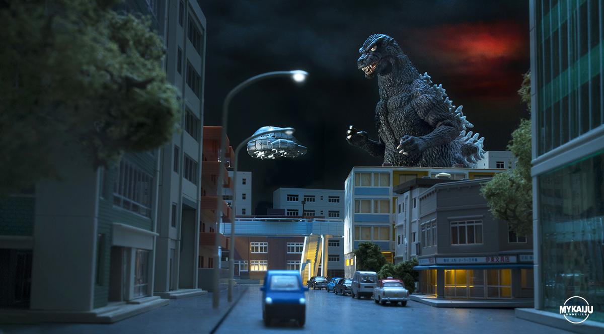 Godzilla 1984 (X-Plus 25cm 1984)