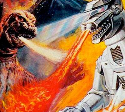 MyKaiju Godzilla | My Favorites