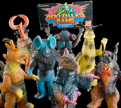 MyKaiju Godzilla   Lost & Found