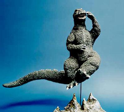 MyKaiju Godzilla   Iconic Vinyl