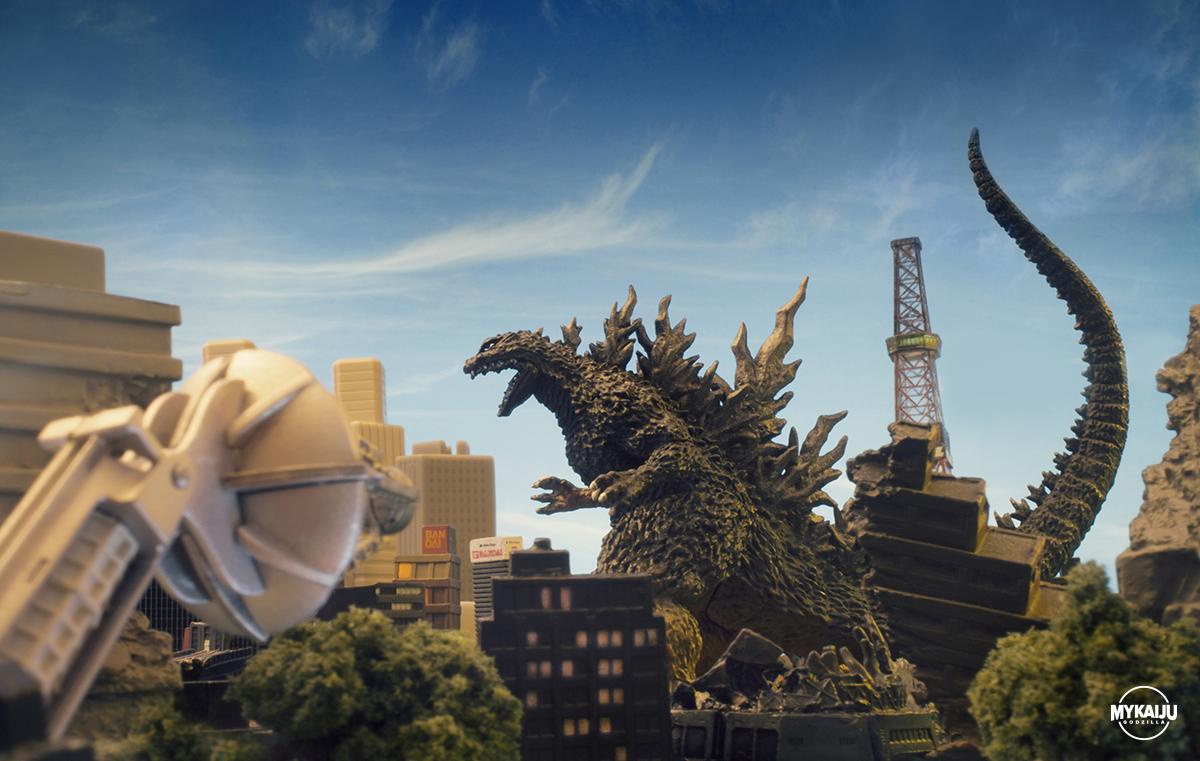 Godzilla 2000 (Bandai)