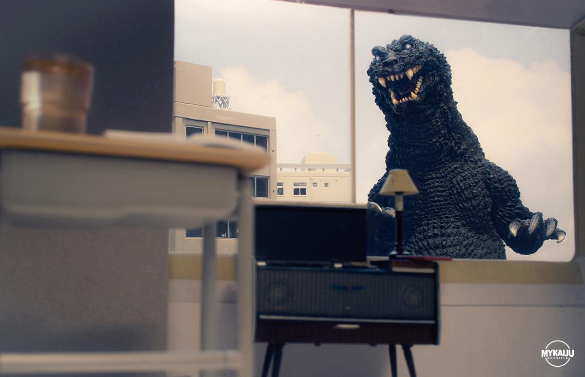 Godzilla GMK (X-Plus 30cm)