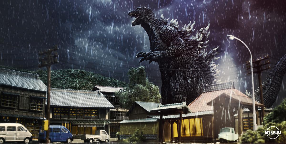 Godzilla 2002 (X-Plus 30cm)