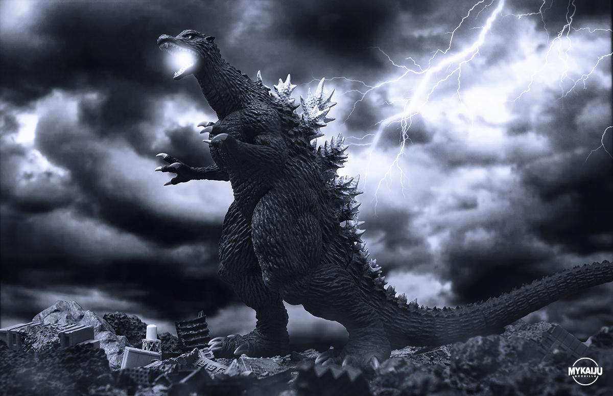 Godzilla 2004 (Bandai Museum)