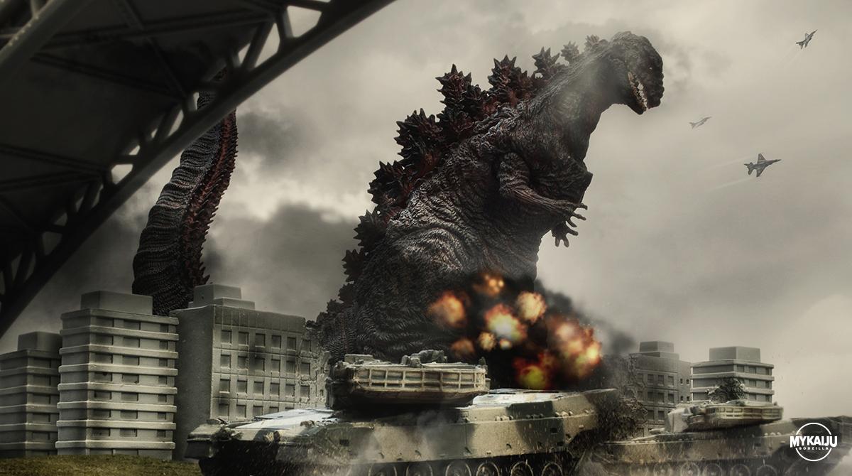 Shin Godzilla (Banpresto)
