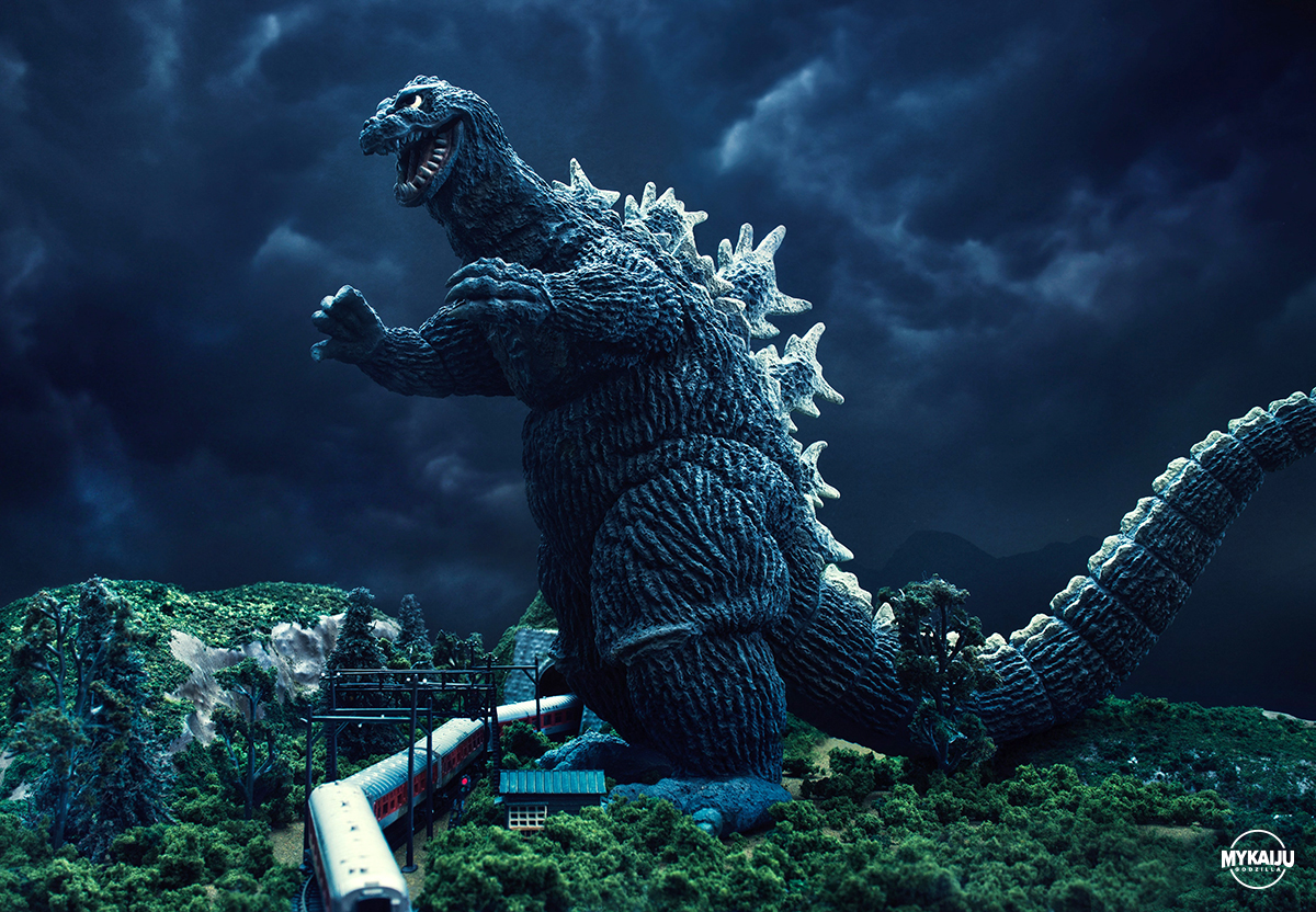 Godzilla 1962 (X-Plus 30cm Godzilla 1962)