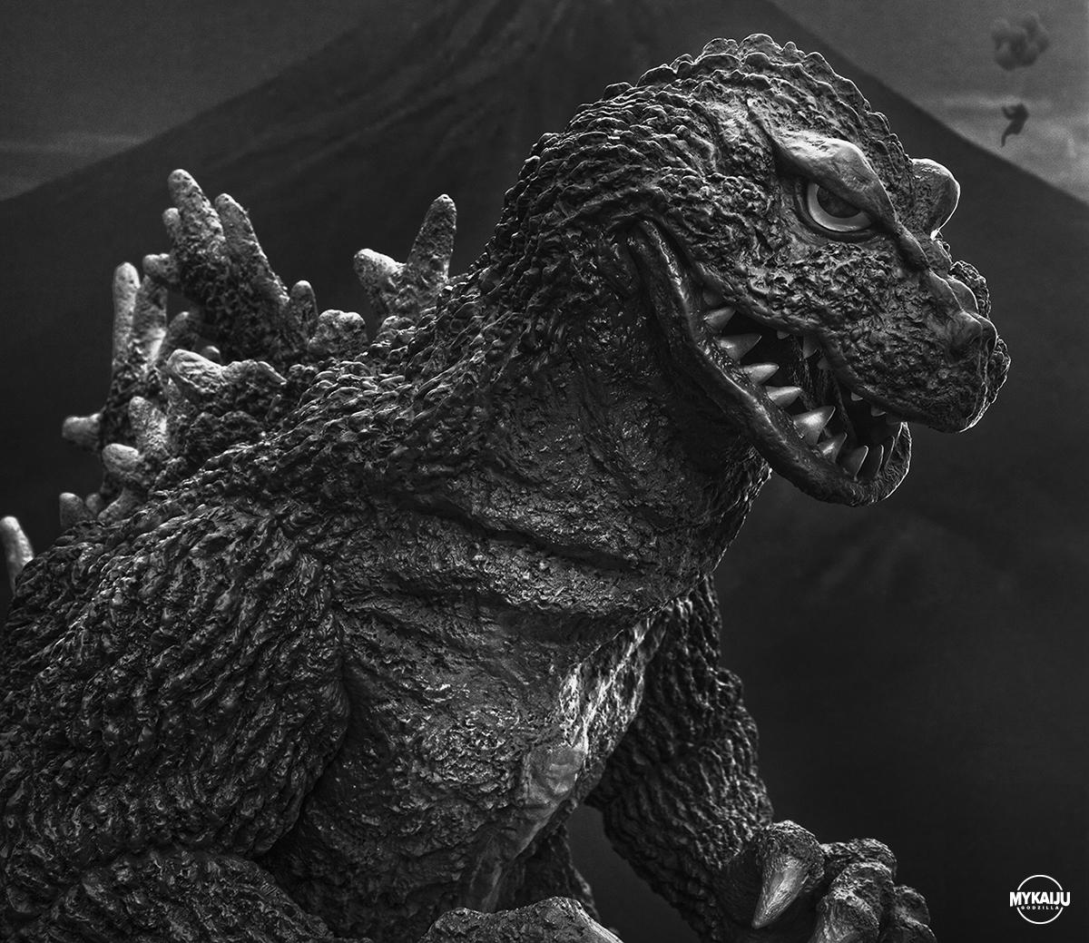 Godzilla 1962 (X-Plus Gigantic Godzilla 1962)