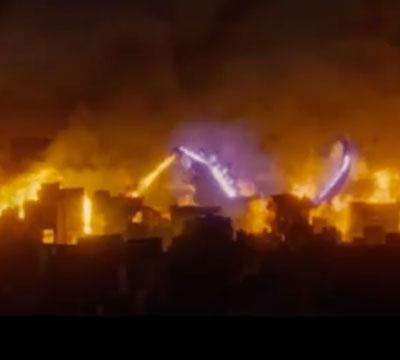 MyKaiju Godzilla | 311 Motif in Shin Godzilla