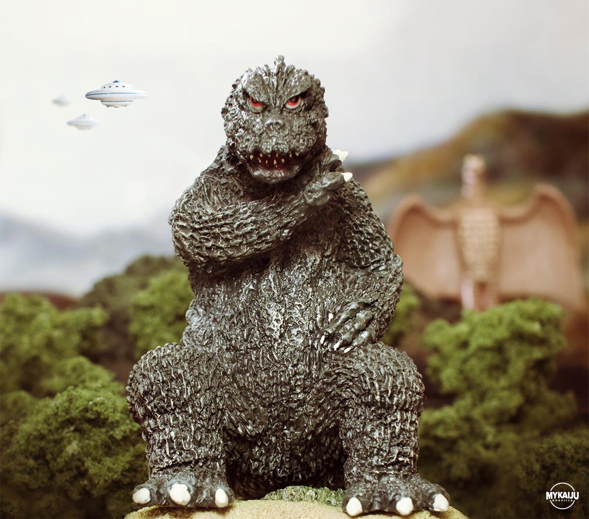 Godzilla 1965 (Iwakura Cast)