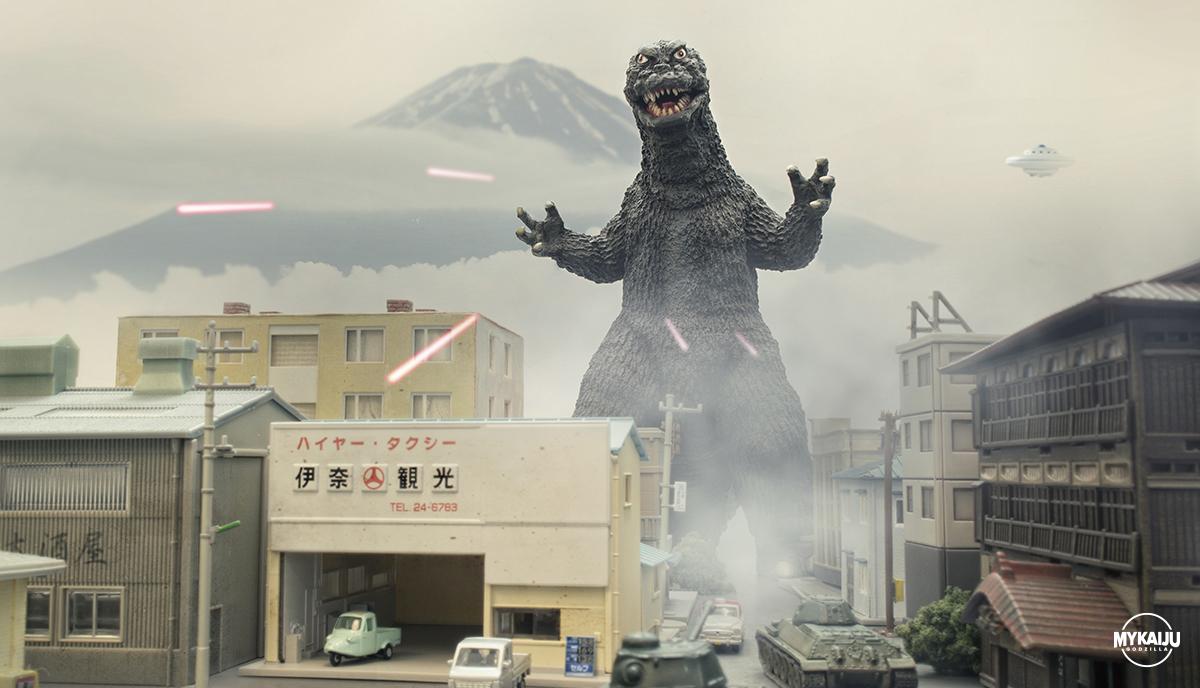 Godzilla 1965 (Abatross)