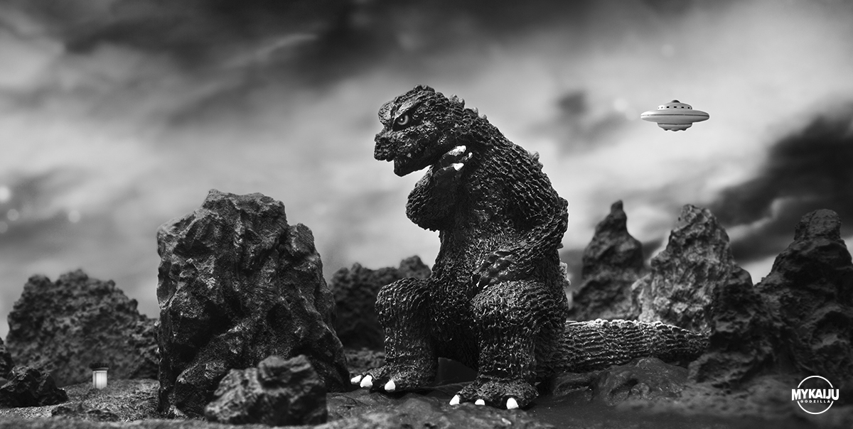 Godzilla on Planet X (Iwakura Cast)