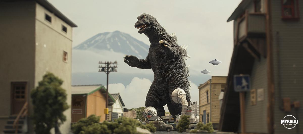 Godzilla 1965 (Billiken)