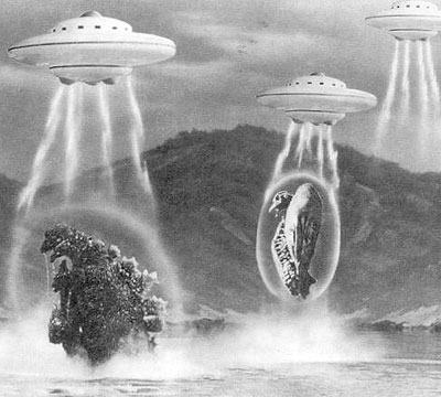 MyKaiju Godzilla | Godzilla Places 1965
