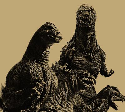 65th Anniversary of Godzilla