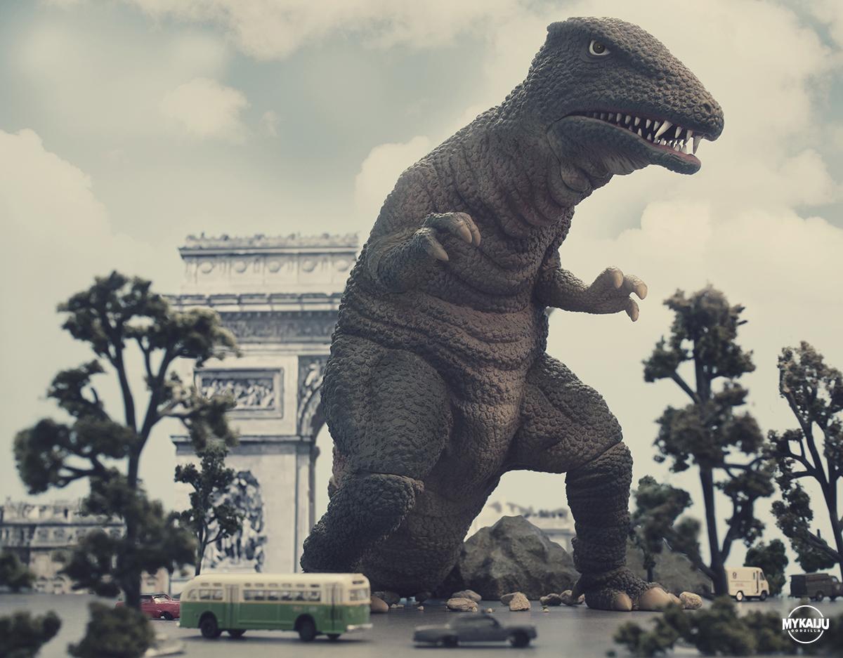 Gorosaurus (X-Plus 30cm Gorosaurus)