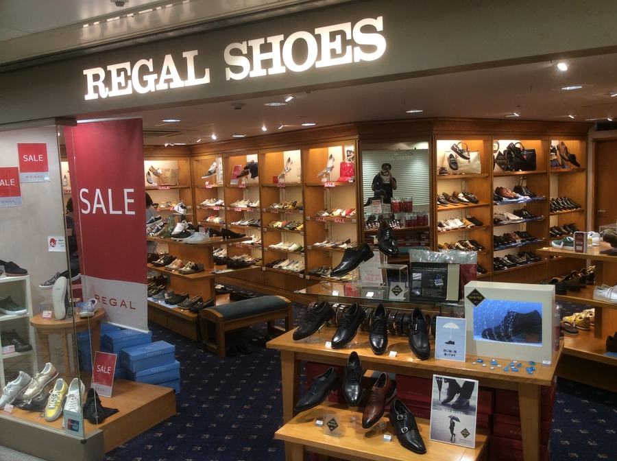 Regal Shoes in Nagoya Station