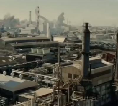MyKaiju Godzilla | Shin Godzilla Places