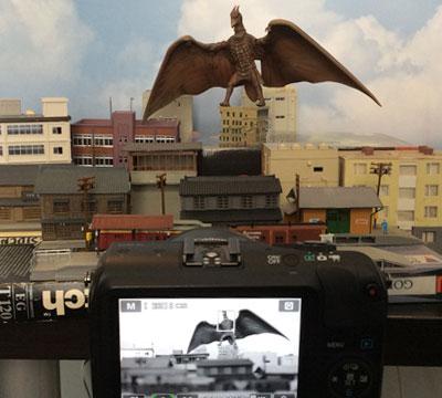 MyKaiju Godzilla   Anatomy of Toy Photography