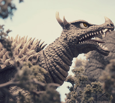 MyKaiju Godzilla | X-Plus Angirasu