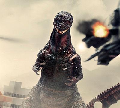 MyKaiju Godzilla | Apache Attack