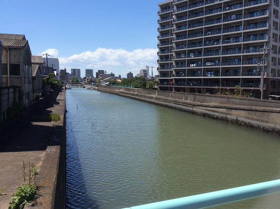 Asahibashi Bridge