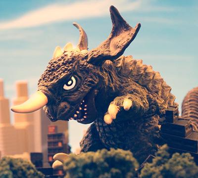 MyKaiju Godzilla | Baragon