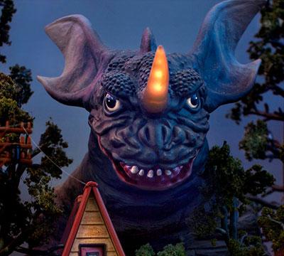 MyKaiju Godzilla | X-Plus Baragon