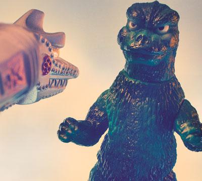 MyKaiju Godzilla | Florida Find