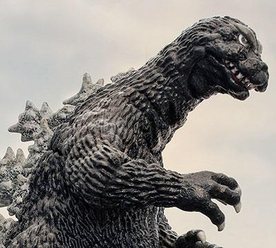 MyKaiju Godzilla | Billiken Godzilla 1964
