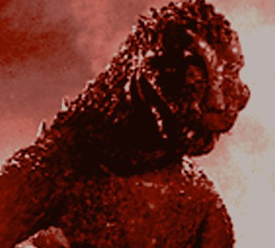 MyKaiju Godzilla   Book Bag
