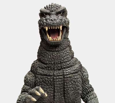 MyKaiju Godzilla | Box Day 1984
