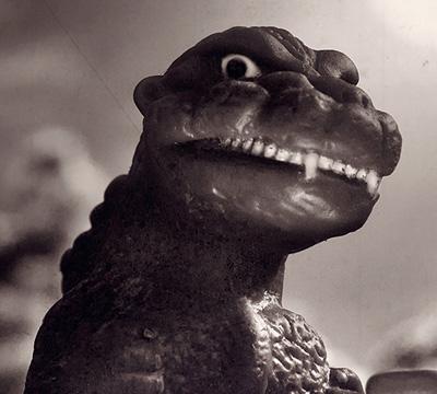 MyKaiju Godzilla | Godzilla at Diet Building