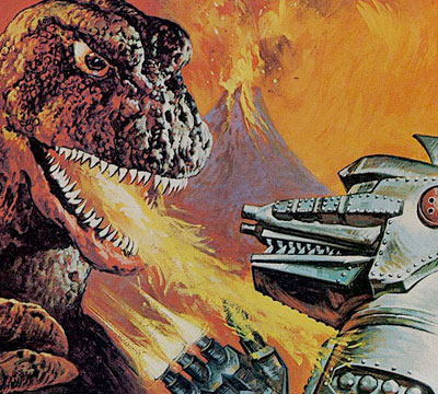 MyKaiju Godzilla | A Cosmic Script