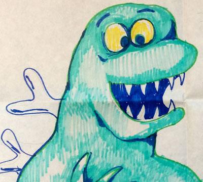 MyKaiju Godzilla | My First Trip
