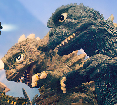 MyKaiju Godzilla | Destroy All Monsters
