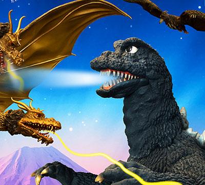 MyKaiju Godzilla | DAM Theatrics
