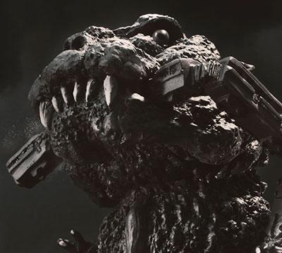 Defo Real Godzilla 1954