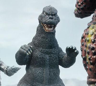MyKaiju Godzilla | Double Team