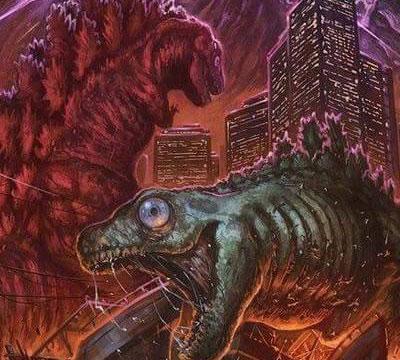 MyKaiju Godzilla | The Evolution of Godzilla