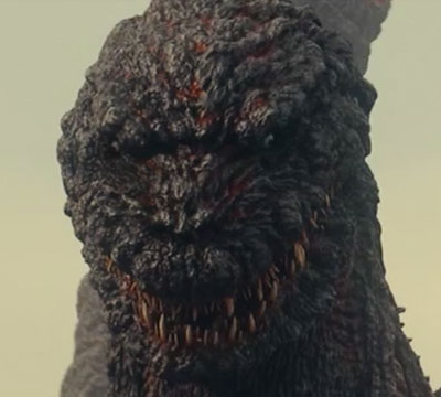 The Faces of Shin Godzilla