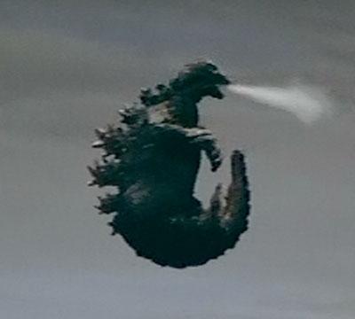 MyKaiju Godzilla | Flying Box Day