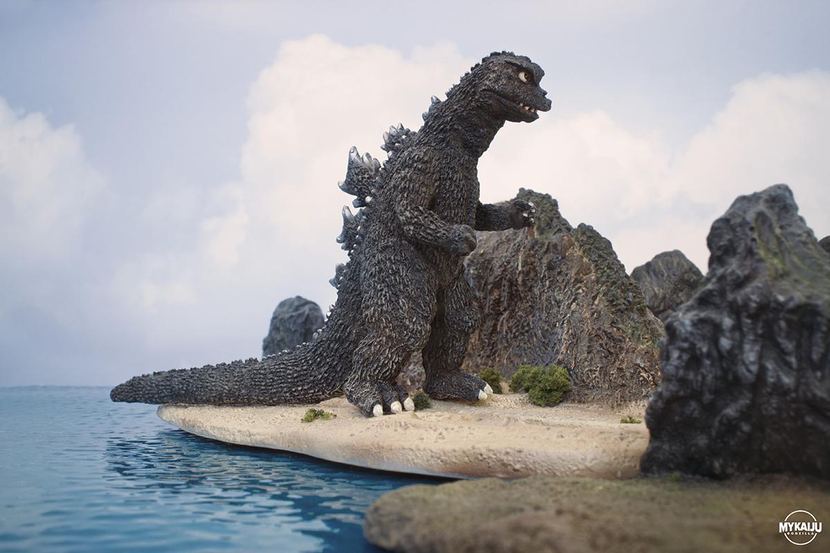 Godzilla 1968 (Iwakura Cast)
