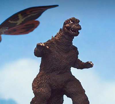 MyKaiju Godzilla | Godzilla & Mothra